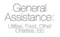 General Assistance
