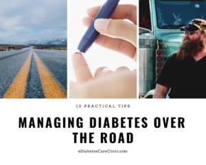 Diabetes on the Road