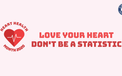 Love Your Heart-Don't Be a Statistic